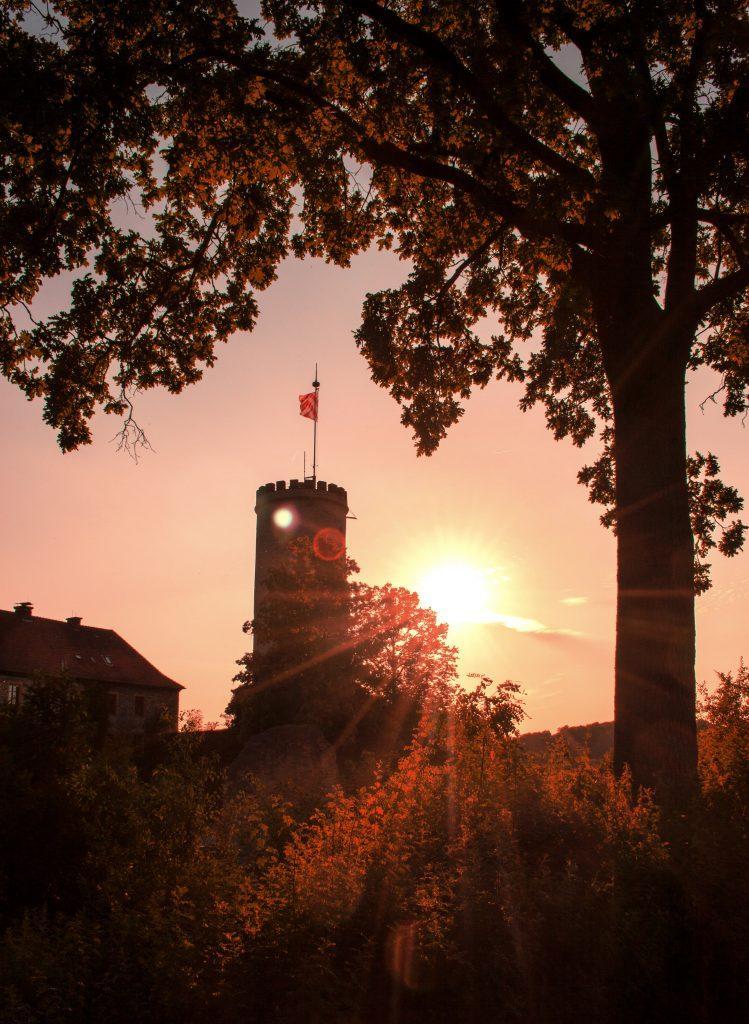 Sparrenburg Sunset